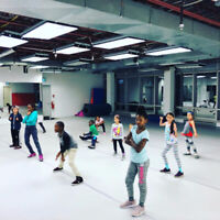 Dance classes for kids 2-18.  *kids can take a free trial class!