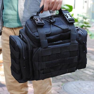 (Craftman Build Worker Gardening Tool Bag Storage Pouch Heavy Duty Waist Shoulder)