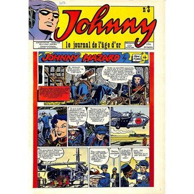 Johnny, le journal de l'âge d'or 03