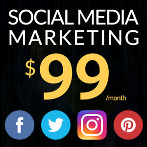 Social Media Management & Marketing for Small Businesses