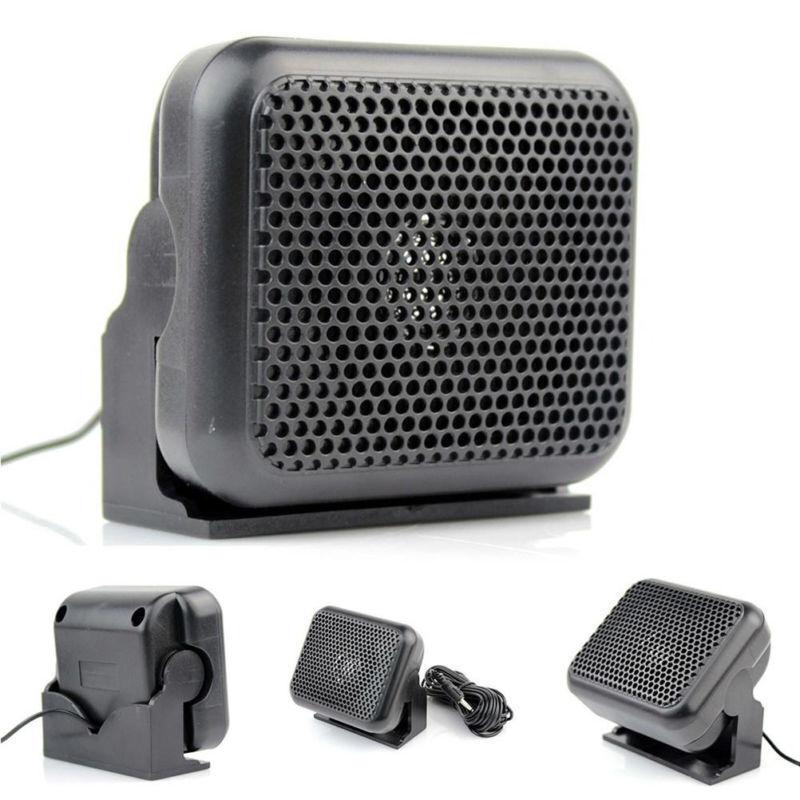 Mini CB Radios External Speaker 8W NSP-100 Ham For Kenwood M