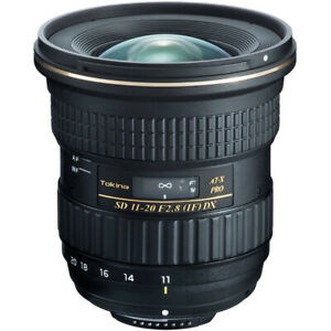 TOKINA 11-20mm f/2.8 for Nikon