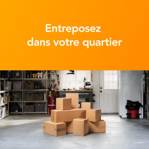 Sharebee - Entreposage Montréal -  Storage in Montreal - 15% off