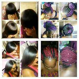Affordable hairstyle