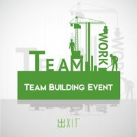 Team Building Events at Exit!!!