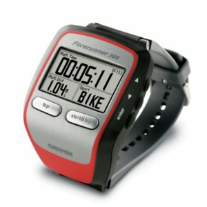 Garmin Forerunner 305 GPS Receiver With Heart Rate Monitor (