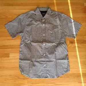 Stussy Gingham Shirt BNWT Size Medium