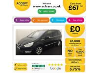 Ford Galaxy 2.0TDCi ( 163ps ) 2010.5MY Titanium FROM £67 PER WEEK