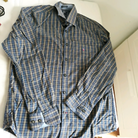 Moving clearance: Men shirt