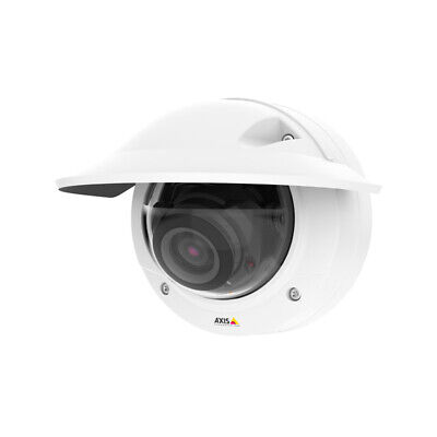 Axis P3227-lve 5mp Ik10 Ip Dome Camera Indoor Outdoor Forensic Wdr