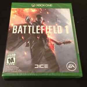** NEW/SEALED ** Battlefield 1 (XBOX ONE) - $70