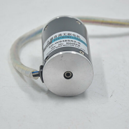 Brushless Motor Permanent Magnet Dc24v Variable Speed
