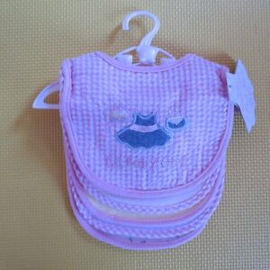 NEW: Baby Bodysuits, Clothes, Bibs, Diaper Bag for sale Cambridge Kitchener Area image 7