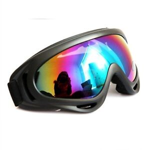 WolfBike Ski / Motorcycle / Snowboard Goggles! Multi-Color!