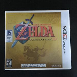 The Legend of Zelda: Ocarina of Time 3d for Nintendo 3ds