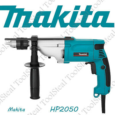 Makita Hp2050 34 In. Hammer Drill Wfull Factory Warranty