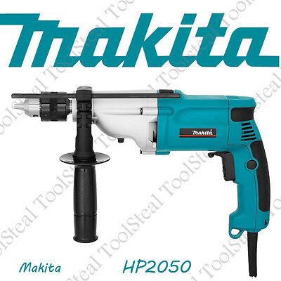 Makita Hp2050 34 In. Hammer Drill Wfull Factory Warranty