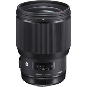 Sigma 85mm f/1.4 DG HSM Art Lens for Canon EF (used twice)