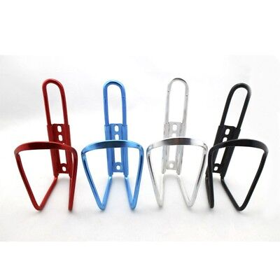 (US Bike Water Bottle Cage Cycling Aluminum Bracket Oudoor Rack Holder 5 Colors)