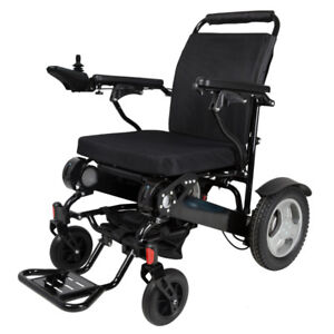 Folding Lightest Electric Wheelchair  From ELECYCLES