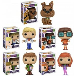 Scooby Doo Funko Pop Figures at JJ Sports!
