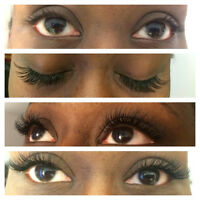 pose de cils,extension des cils , eyelash extension,promotion
