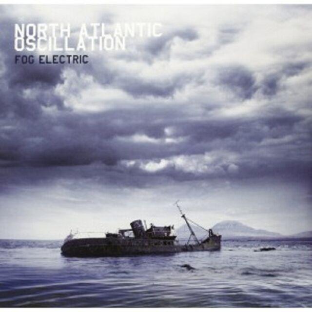 NORTH ATLANTIC OSCILLATION - FOG ELECTRIC (180 GRAMM VINYL LP)  ROCK  NEU