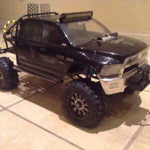 Axial SCX10 Truggy Fully Vanquished 1/10 RC