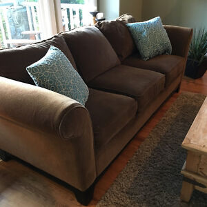 Lazy Boy Custom Made Couch and Loveseat
