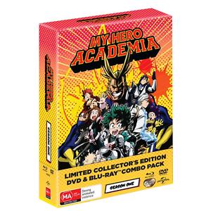 My hero academia limited edition Craigieburn Hume Area Preview