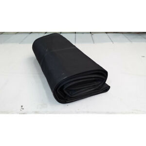 Two pieces of EPDM rubber membrane for sale 22x10 16x10