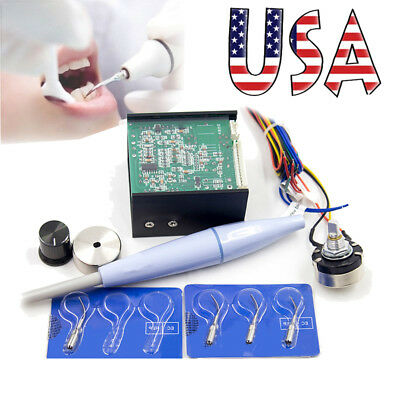 Dental Built-in Ultrasonic Scaler Piezo Scaler Unit Electric Scaling Handpiece