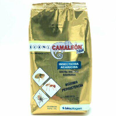 Bioplagen camaleon - Insecticida-acaricida en polvo contra cucarachas y hormigas