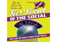 GET VOCAL AUDITIONS