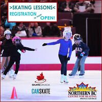 Learn with the champions at Northern BC Centre for Skating