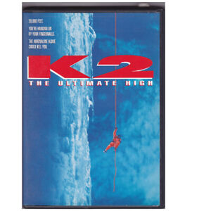 """K2 THE ULTIMATE HIGH"" DVD Movie"