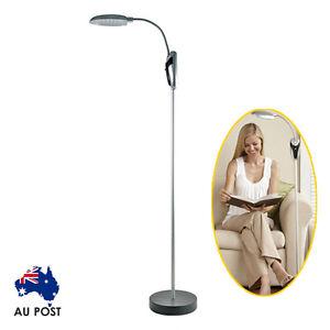 16 led cordless wireless floor reading work lamp light portable au. Black Bedroom Furniture Sets. Home Design Ideas