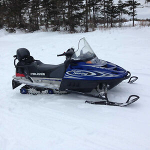 2002 Polaris 550 Trail Touring