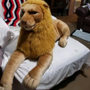 Stuffed Lion