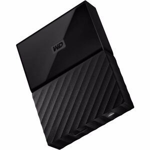 WD My Passport 2TB 2.5 USB 3.0 Portable External Hard Drive