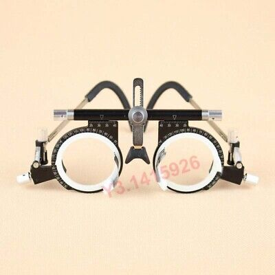 Stf3 Eyeglass Ophthalmic Trial Frame Optical Universal Lens Frame Visioncare New