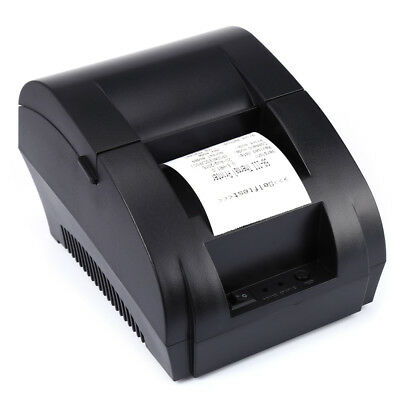 Zj - 5890k Portable Mini 58mm Usb Pos Receipt Thermal Printer For Epson Samsung