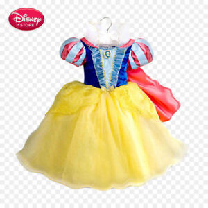 Halloween snow white costume for toddler size 4-5
