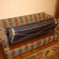 Sofa Bed in really good shape. $100 or best offer.