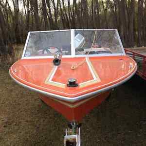 1972 17ft Sangster for sale