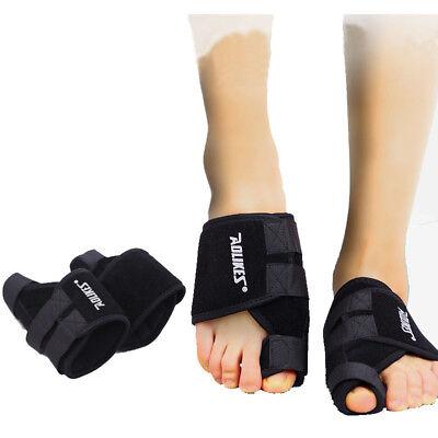 Toe Bunion Corrector Brace Splint Support Hallux Valgus Foot Straightener Night