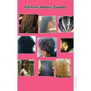Professional braiding!!! Kitchener / Waterloo Kitchener Area image 1