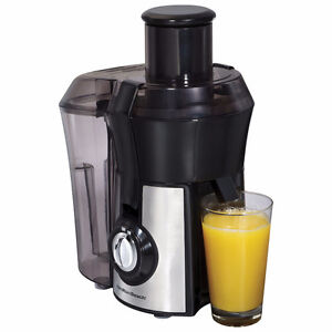 Hamilton Beach Juicer - Used a couple times, lost interest.