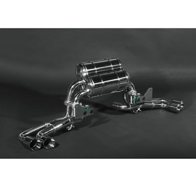 Capristo Ferrari 430 Coupe Racing Free-Flow Exhaust System
