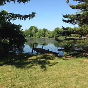Top Waterfront Site, Trailer, Boat, Deck, Shed, Dock, For Sale